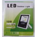 1 VE 5 X 1 LED Strahler Aussenleuchte 10 Watt