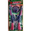 1 VE 20 X Army Super Equipment Spielzeug Set