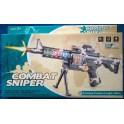 1 VE 10 X Combat Sniper Spielzeugwaffe
