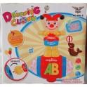1 VE 10 X Trommelnder Clown Spielzeug